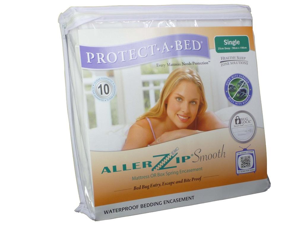 La housse anti punaise de lit comme solution anti-punaises